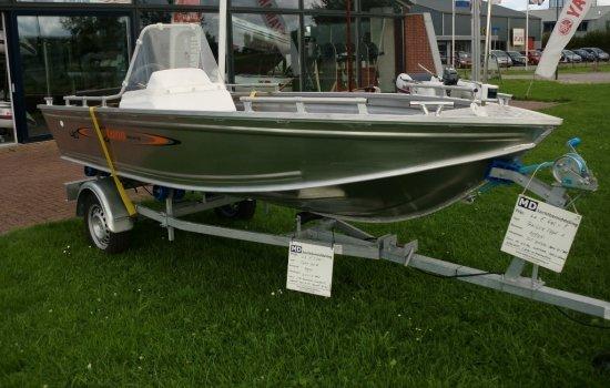 Tuna 410 OC - CC/DC, Speed- en sportboten Tuna 410 OC - CC/DC te koop bij Nieuwbouw