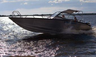 Hastighetsbåt och sportkryssare  Tuna 800 till försäljning