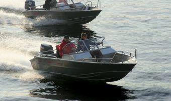 Hastighetsbåt och sportkryssare  Tuna 500 Oc - Cc - Dc - Tt till försäljning