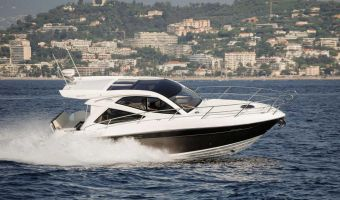 Моторная яхта Galeon Hardtop 350 Htc для продажи