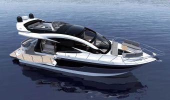 Моторная яхта Galeon 510 Skydeck для продажи