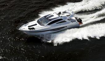 Motoryacht Galeon 700 Skydeck zu verkaufen