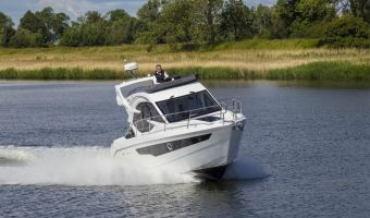 Моторная яхта Galeon 300 Fly для продажи