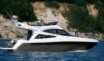 Моторная яхта Galeon 340 Fly для продажи