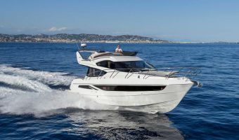 Моторная яхта Galeon 380 Fly для продажи