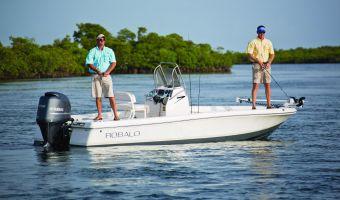 Hastighetsbåt och sportkryssare  Robalo Bay Boats 206 Cayman till försäljning