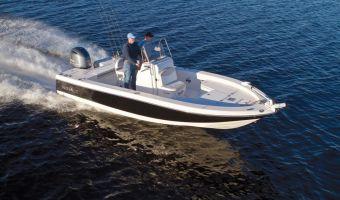 Быстроходный катер и спорт-крейсер Robalo Bay Boats 226 Cayman для продажи