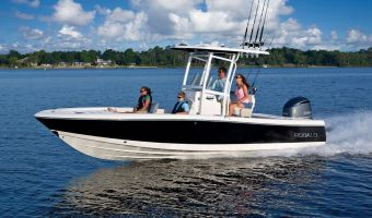 Быстроходный катер и спорт-крейсер Robalo Bay Boats 246 Cayman для продажи