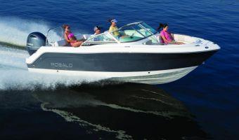 Быстроходный катер и спорт-крейсер Robalo Dual Console R227 для продажи