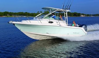 Speedboat and sport cruiser Robalo Walkarounds R265 for sale
