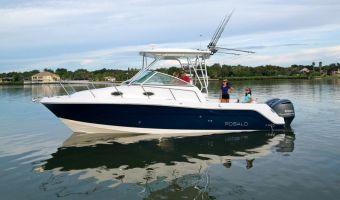 Speedboat und Cruiser Robalo Walkarounds R305 zu verkaufen