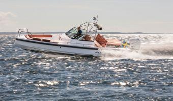 Hastighetsbåt och sportkryssare  Axopar 28 Open till försäljning