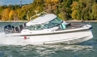 Быстроходный катер и спорт-крейсер Axopar 24 Hard Top для продажи