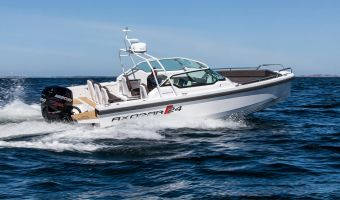 Быстроходный катер и спорт-крейсер Axopar 24 Open для продажи