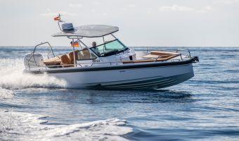 Speedboat und Cruiser Axopar 28 T-top zu verkaufen