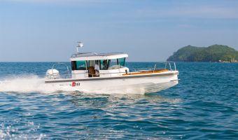 Hastighetsbåt och sportkryssare  Axopar 28 Cabin till försäljning