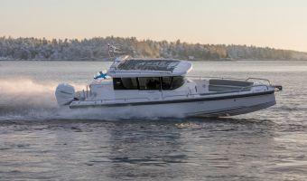 Speedboat und Cruiser Axopar 28 Cabin zu verkaufen