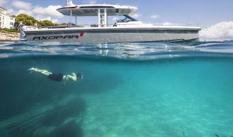 Hastighetsbåt och sportkryssare  Axopar 37 Sun-top till försäljning