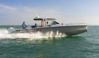 Speedboat und Cruiser Axopar 37 T-top zu verkaufen