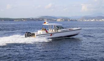 Hastighetsbåt och sportkryssare  Axopar 37 T-top till försäljning