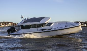 Hastighetsbåt och sportkryssare  Axopar 37 Cabin till försäljning
