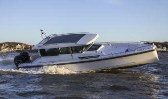 Barca sportiva Axopar 37 Cabin in vendita