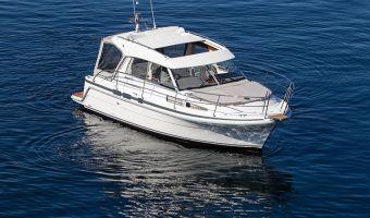 Motor Yacht Saga 320 Suntop til salg