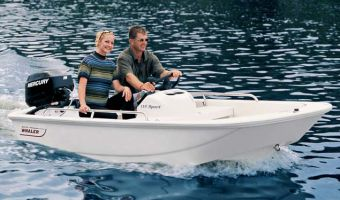 Открытая лодка и гребная лодка Boston Whaler 110 Sport для продажи