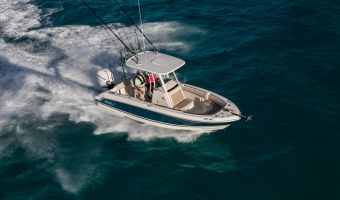 Bateau à moteur open Boston Whaler 230 Outrage à vendre