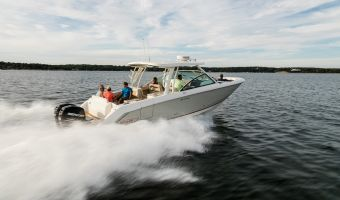 Speed- en sportboten Boston Whaler 320 Vantage eladó