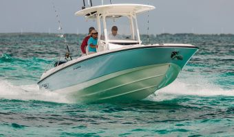 Speed- en sportboten Boston Whaler 270 Dauntless eladó