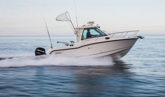 Speed- en sportboten Boston Whaler 285 Conquest Pilothouse eladó