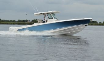 Speed- en sportboten Boston Whaler 330 Outrage eladó