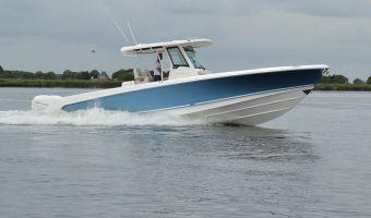 Speed- en sportboten Boston Whaler 330 Outrage eladó