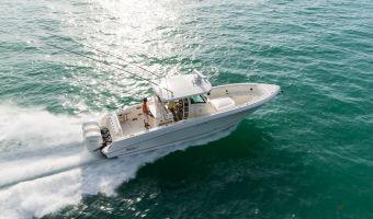 Speed- en sportboten Boston Whaler 350 Outrage eladó