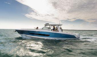 Speed- en sportboten Boston Whaler 420 Outrage eladó