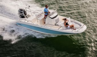 Speed- en sportboten Boston Whaler 210 Dauntless eladó