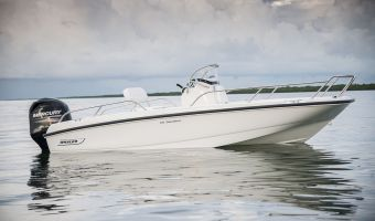 Speed- en sportboten Boston Whaler 170 Dauntless eladó