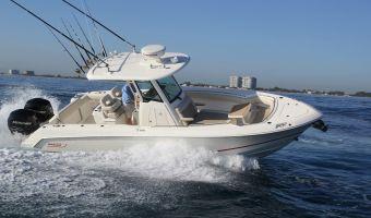Speed- en sportboten Boston Whaler 280 Outrage eladó