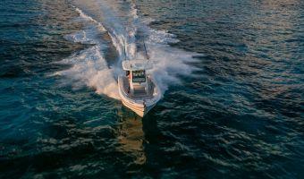 Speed- en sportboten Boston Whaler 250 Outrage eladó