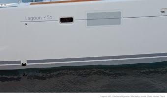 Multihull sejlbåd  Lagoon 450 F til salg