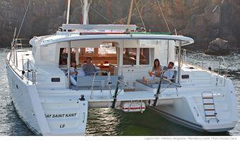 Многокорпусовый парусник Lagoon 450 F для продажи
