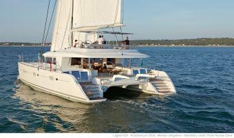 Многокорпусовый парусник Lagoon 620 для продажи