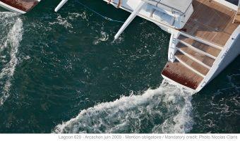 Mehrrumpf Segelboot Lagoon 620 zu verkaufen