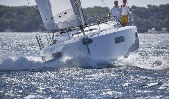 Парусная яхта Jeanneau Sun Odyssey 440 для продажи