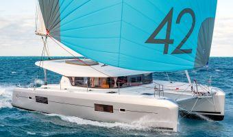 Multihull zeilboot Lagoon 42 Nieuw eladó