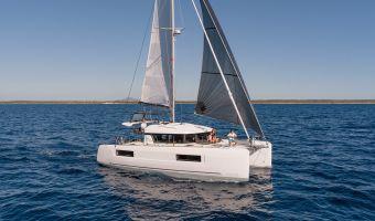 Многокорпусовый парусник Lagoon 40 для продажи