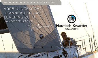 Segelyacht Jeanneau Sun Odyssey 349 zu verkaufen