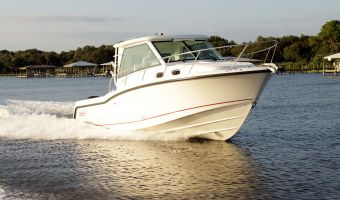 Motorjacht Boston Whaler 315 Conquest eladó