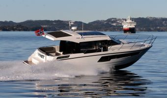 Motor Yacht Skilso 39 Panorama (new 2018 Model) til salg